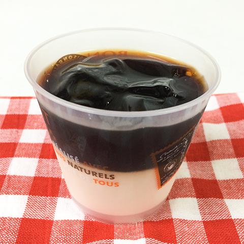 コーヒーゼリーブラマンジェ